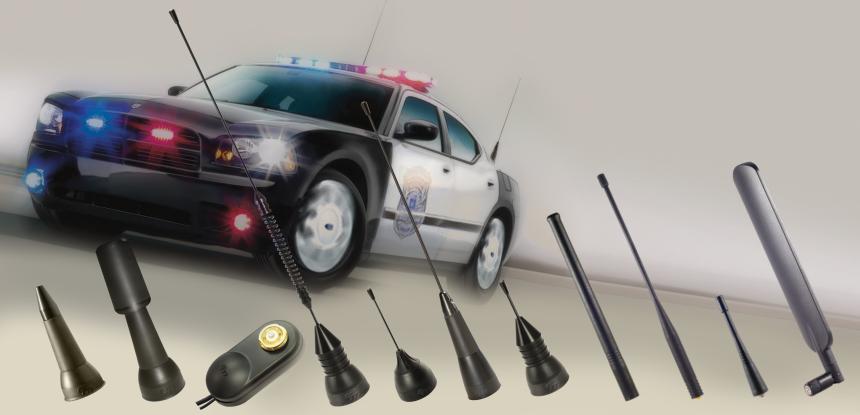 Public Safety / Land Mobile Radio / P25 / TETRA